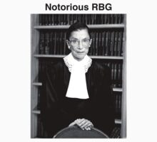 Notorious RBG Kids Clothes