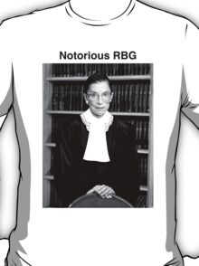 Notorious RBG T-Shirt