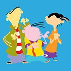 Ed, Edd, N Eddy by Sailio717