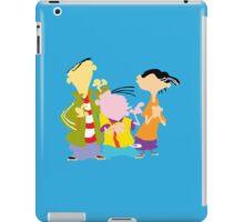 Ed, Edd, N Eddy iPad Case/Skin