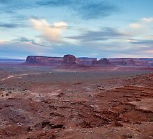 Monument Valley by Philip Kearney