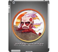 Hanging Titan iPad Case/Skin