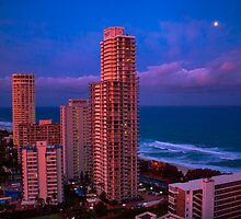 Once a surfers paradise by Paul Barralet