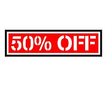 Cheaper sale reduced 50% off by Style-O-Mat