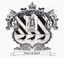 House of Black  by nicethreads