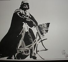 Darth Vader by Colin  Laing
