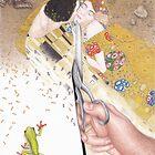 Dissecting Gustav Klimt by LFurtwaengler