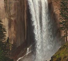 Vernal Falls by Bridgeman Art Library