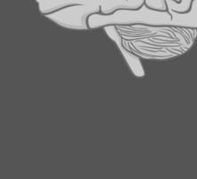 Sherlock - Brainy Is The New Sexy Sticker