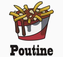 The Greasy Poutine by Glacharity