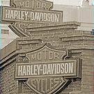 Vintage Harley Sign by kkphoto1