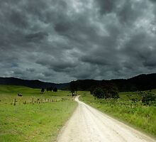 The Road Less Travelled -Sunshine Coast Qld Australia by Beth  Wode