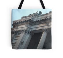 Step up your personal development and read a book! Tote Bag