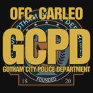 Custom Gotham Police - Ofc. Carleo by CallsignShirts