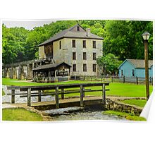 Spring Mill Poster