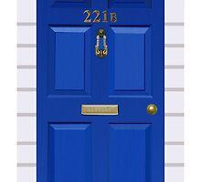 221b Baker Street by lizswezey