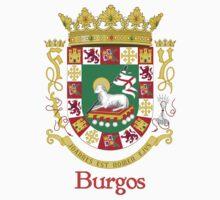 Burgos Shield of Puerto Rico by William Martin