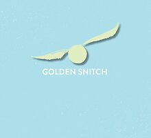 The Golden Snitch by Charliejoe24