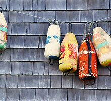 Buoys by kaitlinmarie