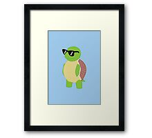 Tortus The Tortoise Framed Print