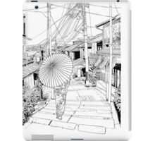 Kyoto - the old city iPad Case/Skin