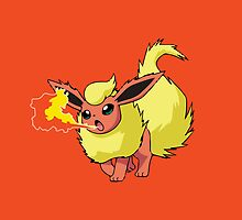 Flareon by JM92
