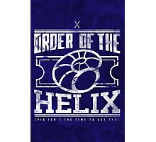Order of the Helix Photographic Print