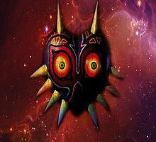 Cosmic Majoras Mask by Willohbe