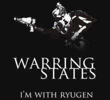 Warring States - Ryugen by cyclestogehenna