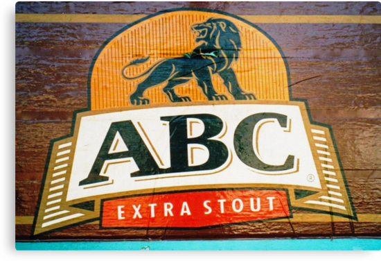 ABC Stout © by Ethna Gillespie