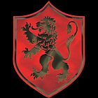 Game of Thrones - Lannister Sigil  by AryaPierce