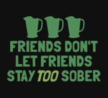 IRISH Friends don't let friends stay TOO sober with three jugs by jazzydevil