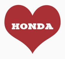 Honda Love by MattThom