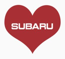 Subaru Love by MattThom