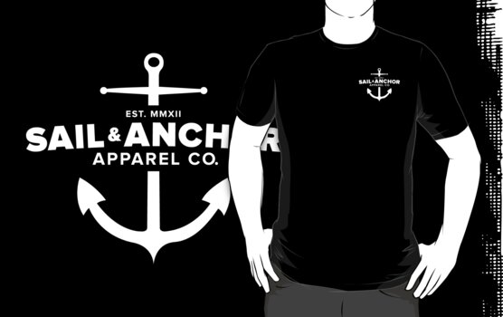 Sail & Anchor Apparel Co. by littlevoices