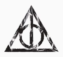 Deathly Hallows Shirt by Shannon Manteufel