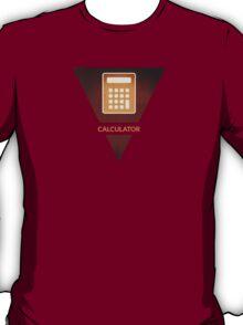 symbols: the calculator T-Shirt