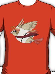 aaabaaajss - Bird Jesus T-Shirt