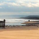 A walk on the beach by OpalFire