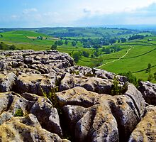 Malham Cove, Yorkshire by SaraHardman