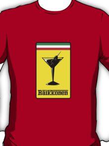 Raikkonen Martini T-Shirt