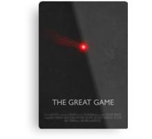 Sherlock - The Great Game Metal Print