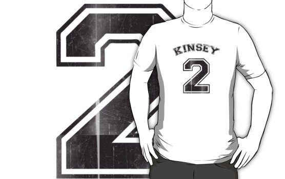 Kinsey 2 Shirt (to benefit IYG) by electrasteph