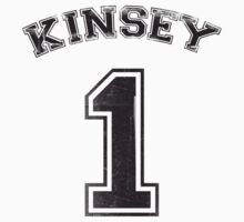 Kinsey 1 Shirt (to benefit IYG) by electrasteph