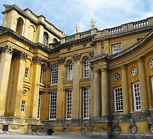 Blenheim Palace by amandamaclean