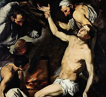 The Martyrdom of Saint Lawrence by Bridgeman Art Library