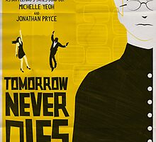 TOMORROW NEVER DIES by AlainB68