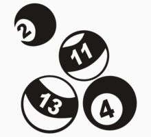 Billiards balls by Designzz