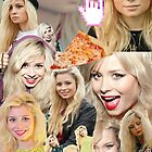 Nina Nesbitt collage phone case by lucy182