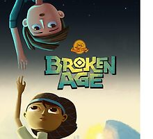 Broken Age Phone Case by HonionB